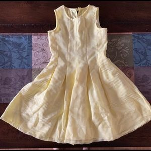 Other - Yellow dress for child size 6